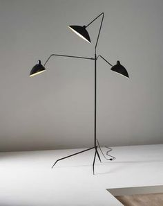 LOOOOVE these light fixtures, want one, need to save for one!!!  SERGE MOUILLE - A FRENCH ICON @llwdesign