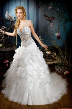 Abiti da Sposa Kelly Star KS 136-13 2013