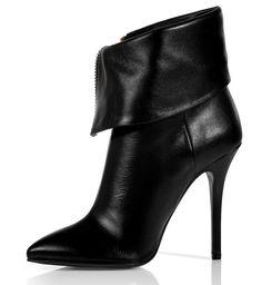 guiseppe zanotti design, giuseppe zanotti boots sale outlet $235, zanotti sale, Giuseppe Zanotti Black Zip Ankle Boots