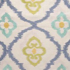 Covington Sumatra Cabana Blue Fabric