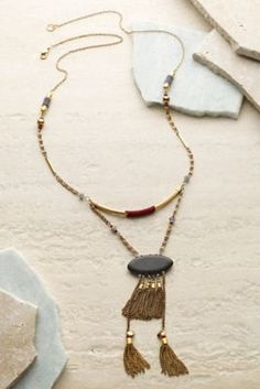 Nile Necklace from Soft Surroundings