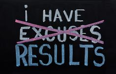 TIRED OF EXCUSES? 4 FACTS HELP YOU OVERCOME MISINFORMATION