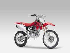 Honda CRF 150R, I'm planning on getting the 150F, electric starter :-) super excited for this summer!!!