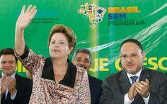 Em Minas, Dilma entrega máquinas agrícolas a cidades que 'precisam mais'