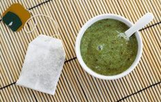 Green Tea For Acne| Best Pimple Treatment At Home #CleansingMask Best Peel Off Mask, Pimples Under The Skin, Overnight Face Mask, Avocado Mask, Green Tea Face, Skin Care Masks, Acne Mask, Fine Hair