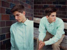 Justin {Sandy Senior Photography}