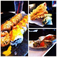 Sushi time!!