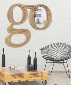 P4658 - GO UP #specchio #specchiera #pintdecor #go
