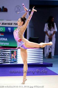 Katsiaryna Halkina (Belarus), European Championships (Holon) 2016