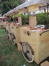 Image result for carrinho degustação