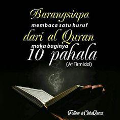 Like dan Tag 5 Sahabatmu sebagai Bentuk Kecintaan Kepada #AlQuran .  Follow  @CintaQuran_ @CintaQuran_  .  #Quran #CintaQuran #IndosiaCintaQuran #LOVEQuran #Alquran