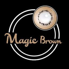 Magic Brown Colored Contact Lenses – Colored Contact Lenses | Circle Lenses Online | BEALEN