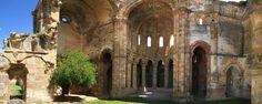 Iglesias y monasterios abandonados. Invertir en historia. | Lançois Doval