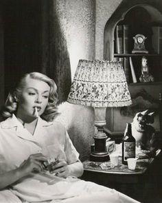 I love Marilyn Monroe, Veronica Lake, Brigitte Bardot and Sharon Tate. Lana Turner, Natalie Wood, Lauren Bacall, Cary Grant, Gerard Philipe, Thank You For Smoking, The Awful Truth, Bogart And Bacall, Veronica Lake