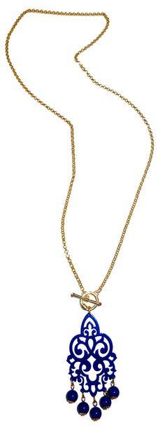 Long Boho Necklace $30.00