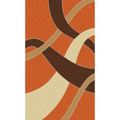 contemporary 560 orange x rug Clearance Rugs, Contemporary Rugs, Outdoor Rugs, Kids Rugs, Make It Yourself, Orange, Home Decor, Transitional Outdoor Rugs, Decoration Home