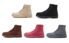 Cool high-top classic boots for the modern woman Classic high-top boots with cotton fur interior to keep your feet warm and cozy Made from high quality materials Sole made from EVA Available in 5 colors High Top Boots, High Top Sneakers, Cool High Tops, Dress With Boots, Warm And Cozy, Winter Boots, Latest Trends, Cool Stuff, Classic