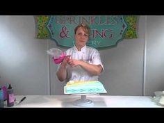 Little Mermaid, Ariel & Scuttle Cake Design from DecoPac - YouTube