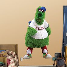 Philadelphia Phillies Mascot - Phillie Phanatic - Philadelphia Phillies - MLB