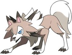 Official Artwork and Concept art for Pokemon Sun & Moon versions on the Nintendo This gallery includes artwork of the Pokemon from the game as well as the obligatory selection of images of Pikachu posing in different hats. Pokemon Moon, Rockruff Pokemon, Pokemon Sketch, Pokemon Pokedex, Pokemon Cards, News Pokemon, Nintendo Pokemon, Pokemon Images, Pokemon Pictures
