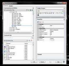 Convert a Toolbar into a Ribbon Panel | CAD Tips