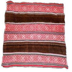 Vintage Peruvian Mantas - 30