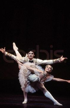 Darcey Bussell & Jonathan Cope