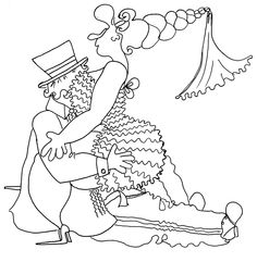 The Basket - Kama Sutra Sexy Adult Coloring Page from Chubby Art Cartoon Colouring Books for Sex Maniacs Two. DYI Printable Coloring Pages by ChubbyArtCartoons on Etsy
