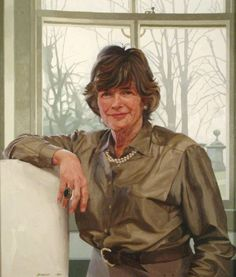 paul brason(1952- ), professor dorothy wedderburn, 1991. oil on canvas, 91.5 x 76.2 cm. royal holloway, university of london, uk http://www.bbc.co.uk/arts/yourpaintings/paintings/professor-dorothy-wedderburn-12906