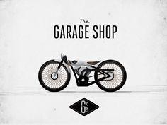 The Garage Shop.
