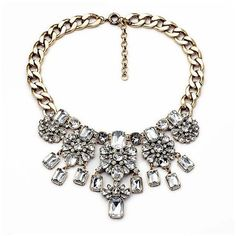 Loli Bijoux Victoria Statement Necklace