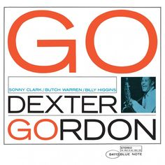 Dexter Gordon, GO!, (1962)