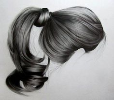 cabello dibujo a color - Buscar con Google