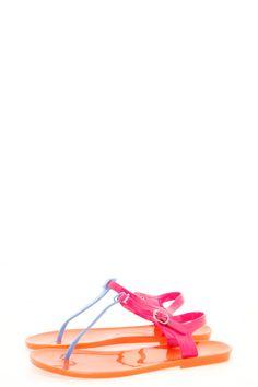 I have an obsession with jelly sandals ahhhhhhhhhh mah gaaahhdd!