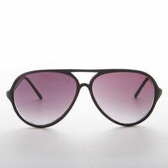 693f247595 Classic Aviator Vintage Sunglasses Teardrop Gradient Lens - Stuntman