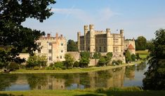 leeds castle - Google Search Leeds Castle, Stonehenge, Canterbury, Westminster, Europe, River, Leeds England, Outdoor, Castles