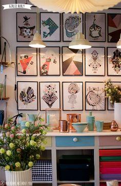 Shop guide COPENHAGEN ~ NO HOME WITHOUT YOU