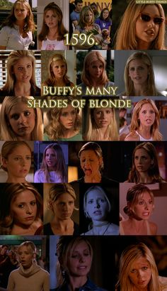 Little Buffy Things #1596