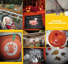 Life with Baby: Sukkot & Fall Crafts 2015 - amberdover.com