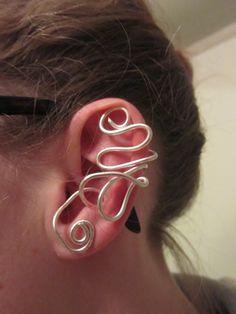 Ear Decor :) Earrings, Diy, Jewelry, Decor, Fashion, Ear Rings, Moda, Stud Earrings, Bricolage