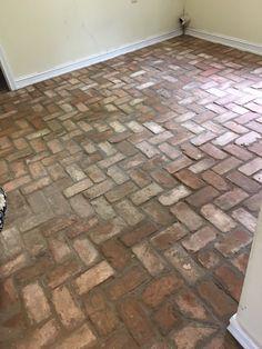 Entryways and hallways Inglenook Brick Tiles thin brick