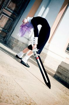 Crona And Ragnarok Cosplay
