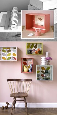 Ideas for Creative Decorating the Walls