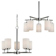***picked for my MB remodel.   Sea Gull Lighting 31161-05 5-Light Chandelier