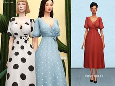 colors Found in TSR Category 'Sims 4 Female Everyday' Sims 4 Mods Clothes, Sims 4 Clothing, Female Clothing, Sims 4 Body Mods, The Sims 4 Packs, Sims 4 Dresses, Sims 4 Mm, Royal Dresses, Maxi Shirt Dress