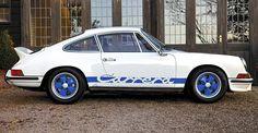 Classic Porsche 911 for sale > 1973 Porsche 911 Carrera 2.7 RS Touring                                                                                                                                                                                 More