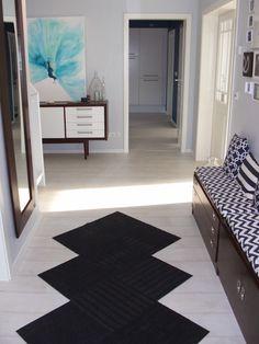 1001 gestaltungsideen f r flur optimale ausstattung zick zack diele und wohnideen flur. Black Bedroom Furniture Sets. Home Design Ideas