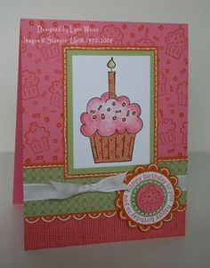 Stampin' Up! - Crazy for Cupcakes