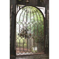 Creative Co-Op Haven Cage Mirror