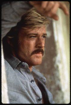 "Robert Redford in ""Butch Cassidy and the Sundance Kid.'' Twentieth Century Fox."